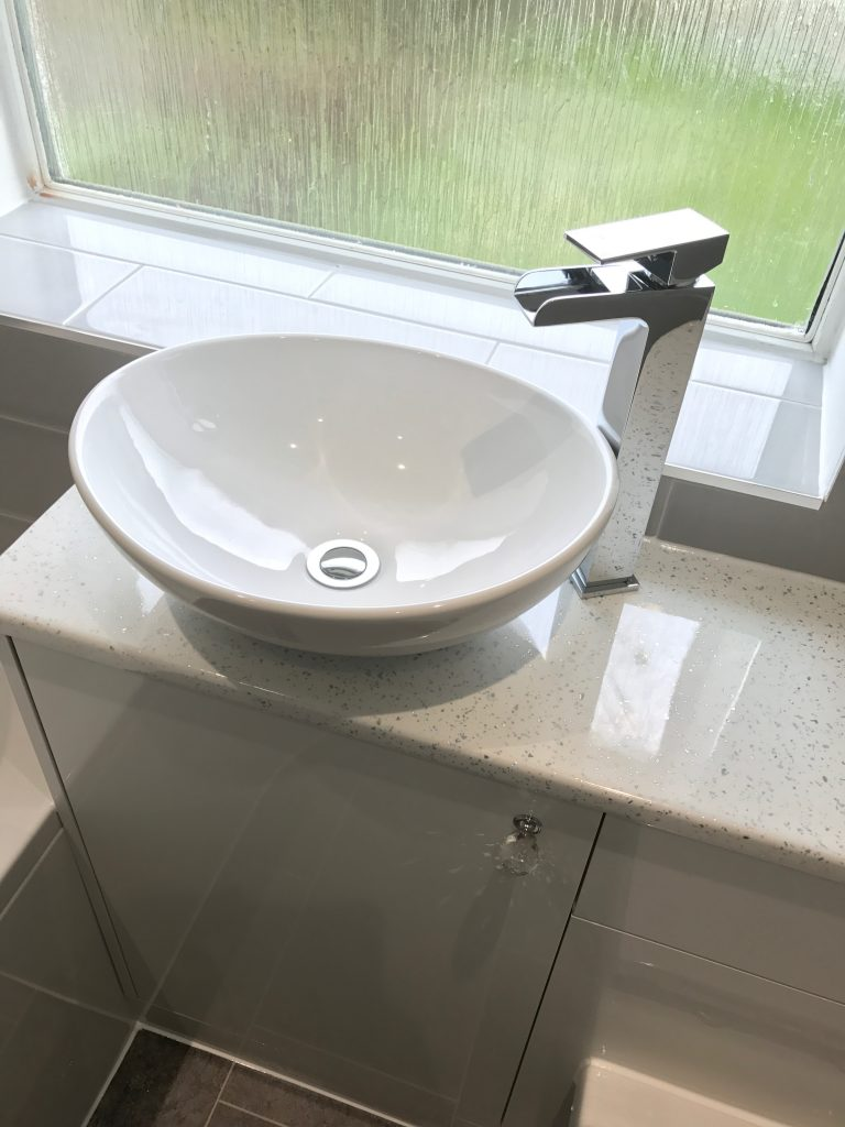 Bathroom Project Bedfordshire - TNM Property Services0589