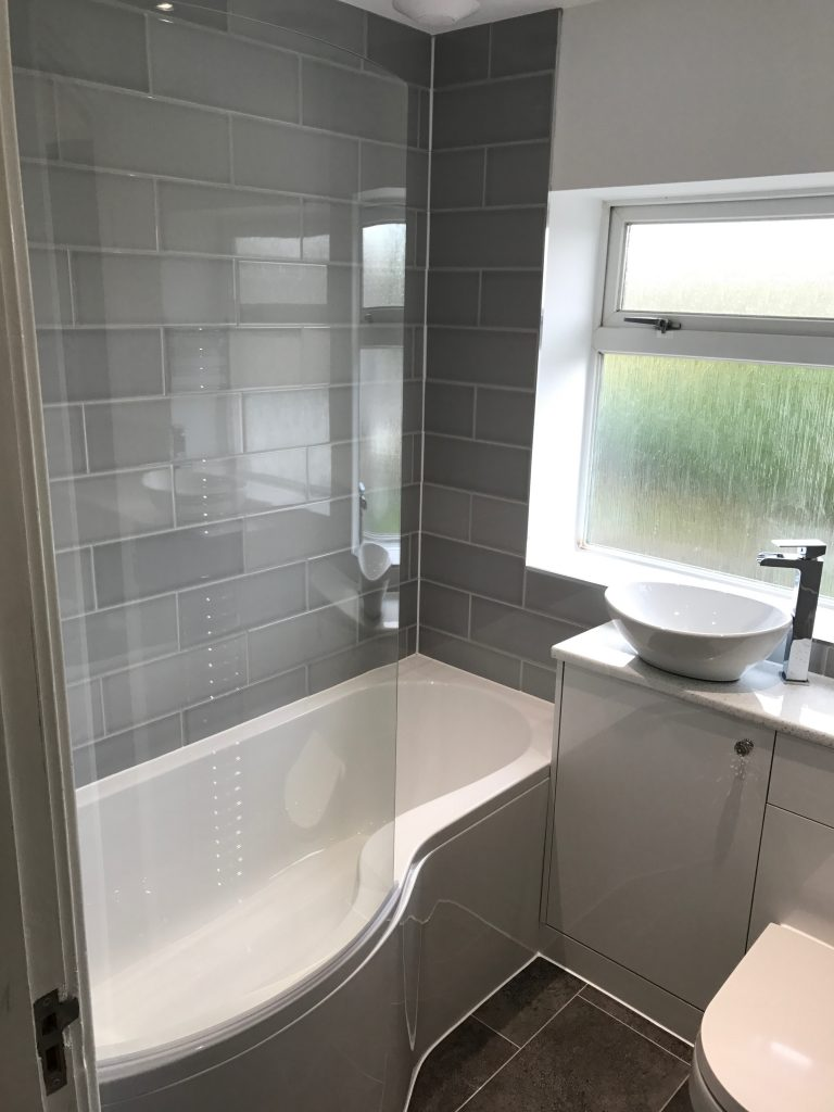 Bathroom Project Bedfordshire - TNM Property Services0593