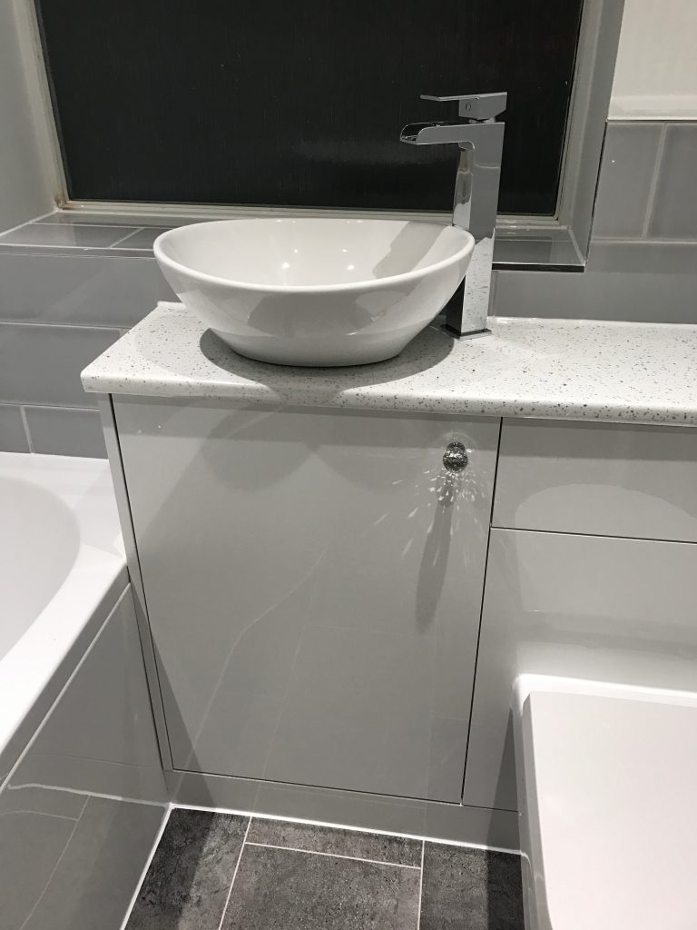Bathroom Project Bedfordshire - TNM Property Services0602