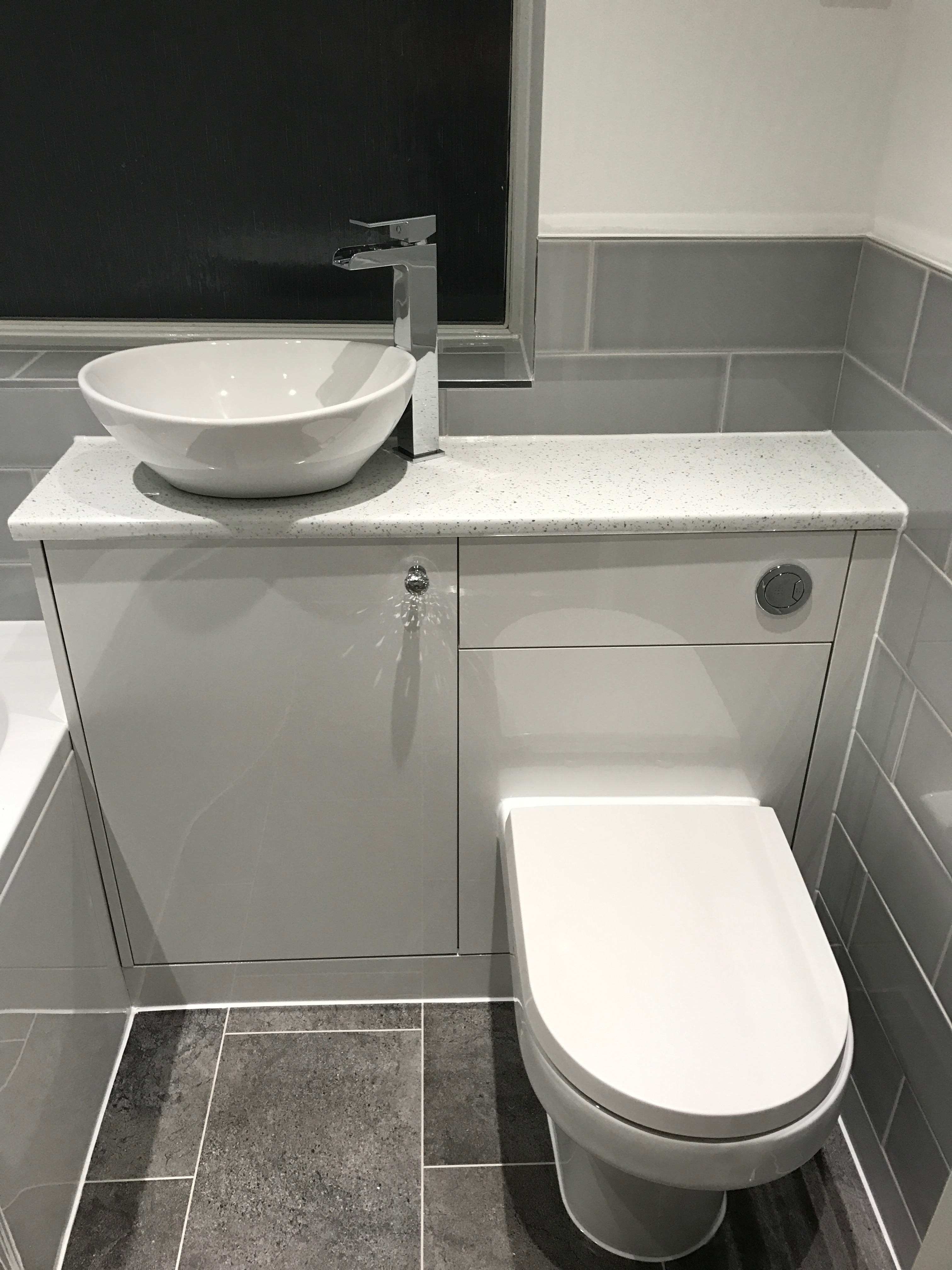 Bathroom Project Bedfordshire - TNM Property Services0603