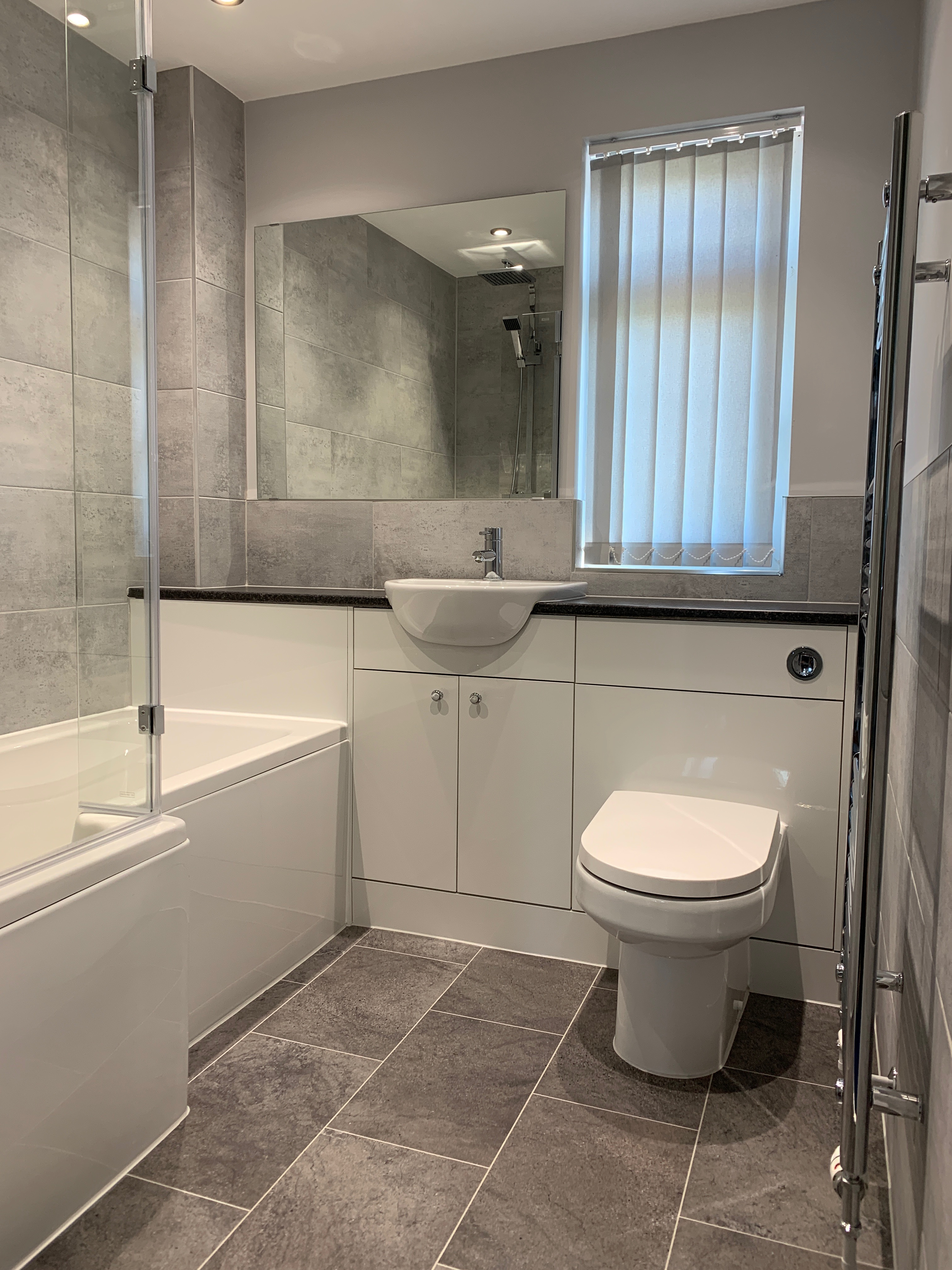 Bathroom Project Sandy Bedfordshire - 1717