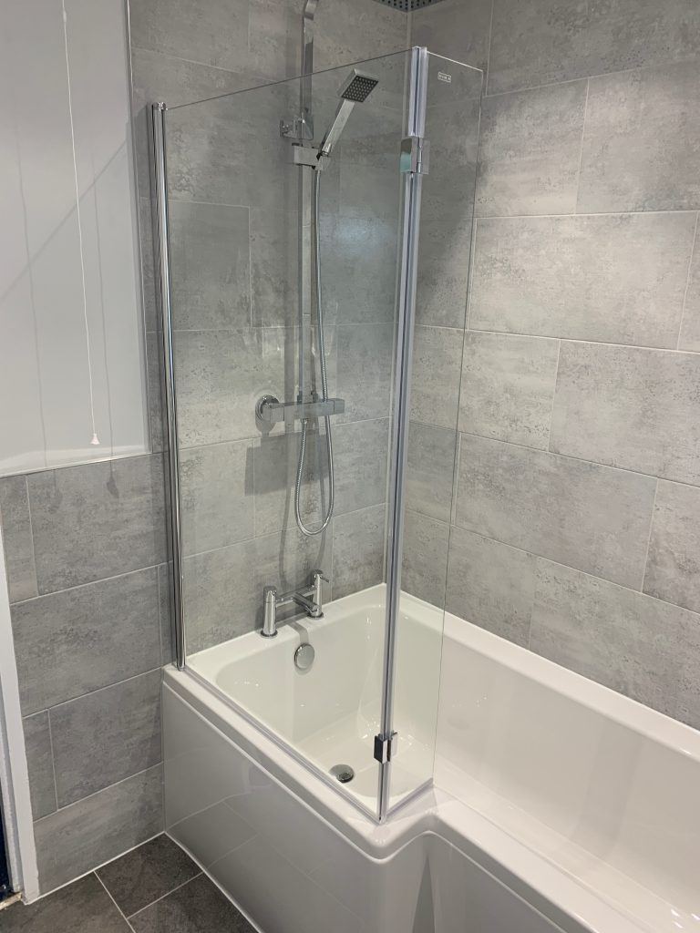 Bathroom Project Sandy Bedfordshire - 1718