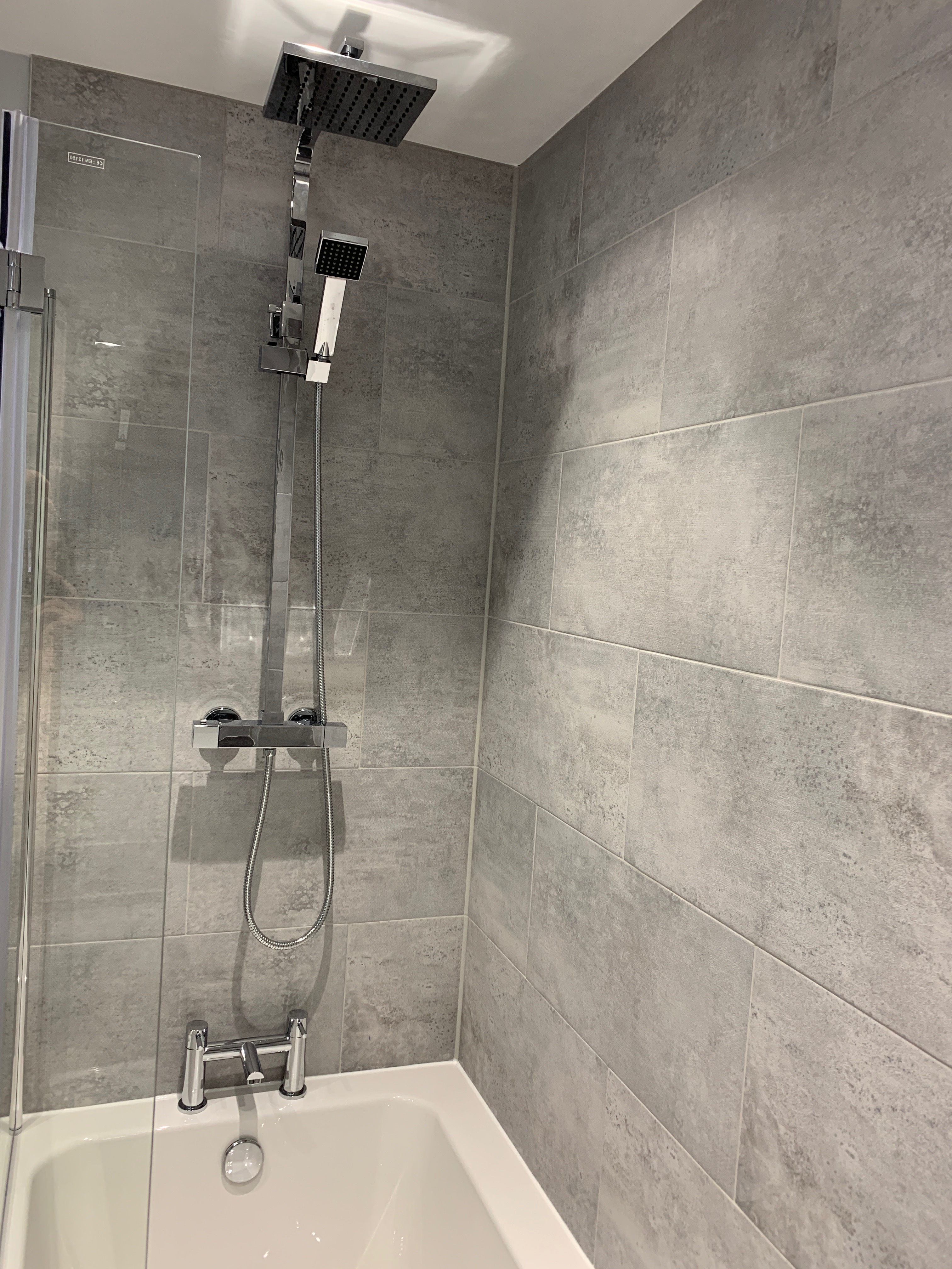 Bathroom Project Sandy Bedfordshire - 1721
