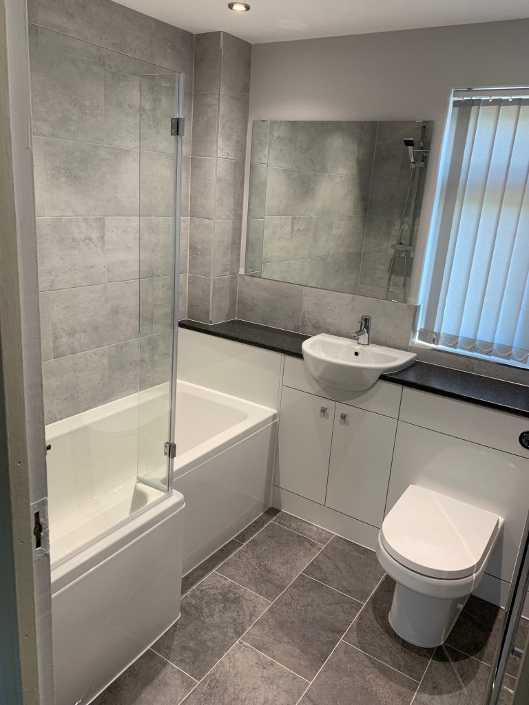 Bathroom Project Sandy Bedfordshire - 1722