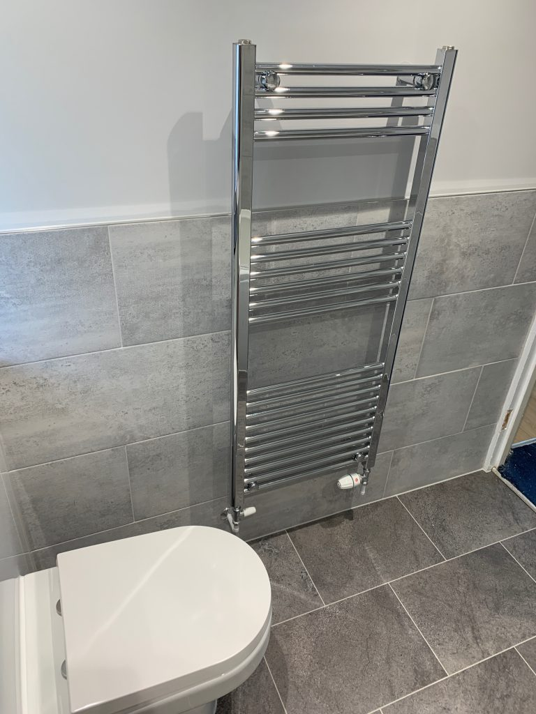 Bathroom Project Sandy Bedfordshire - 1723