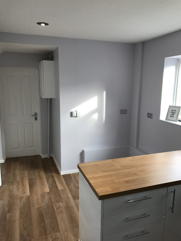 Kitchen Project Bedfordshire - TNM Property Services0659