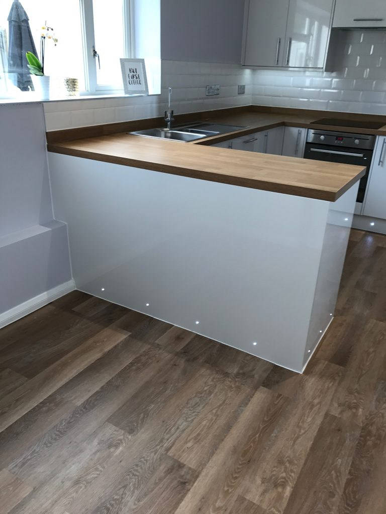Kitchen Project Bedfordshire - TNM Property Services0663