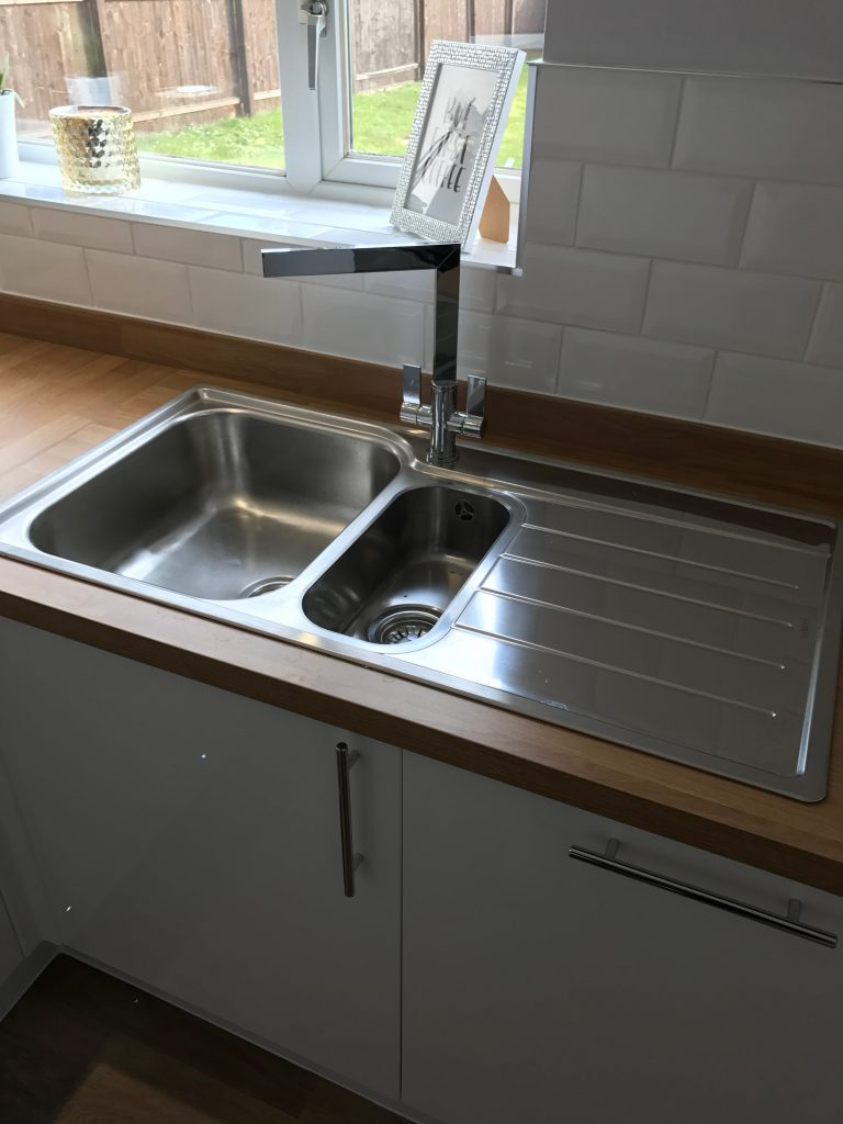 Kitchen Project Bedfordshire - TNM Property Services0668