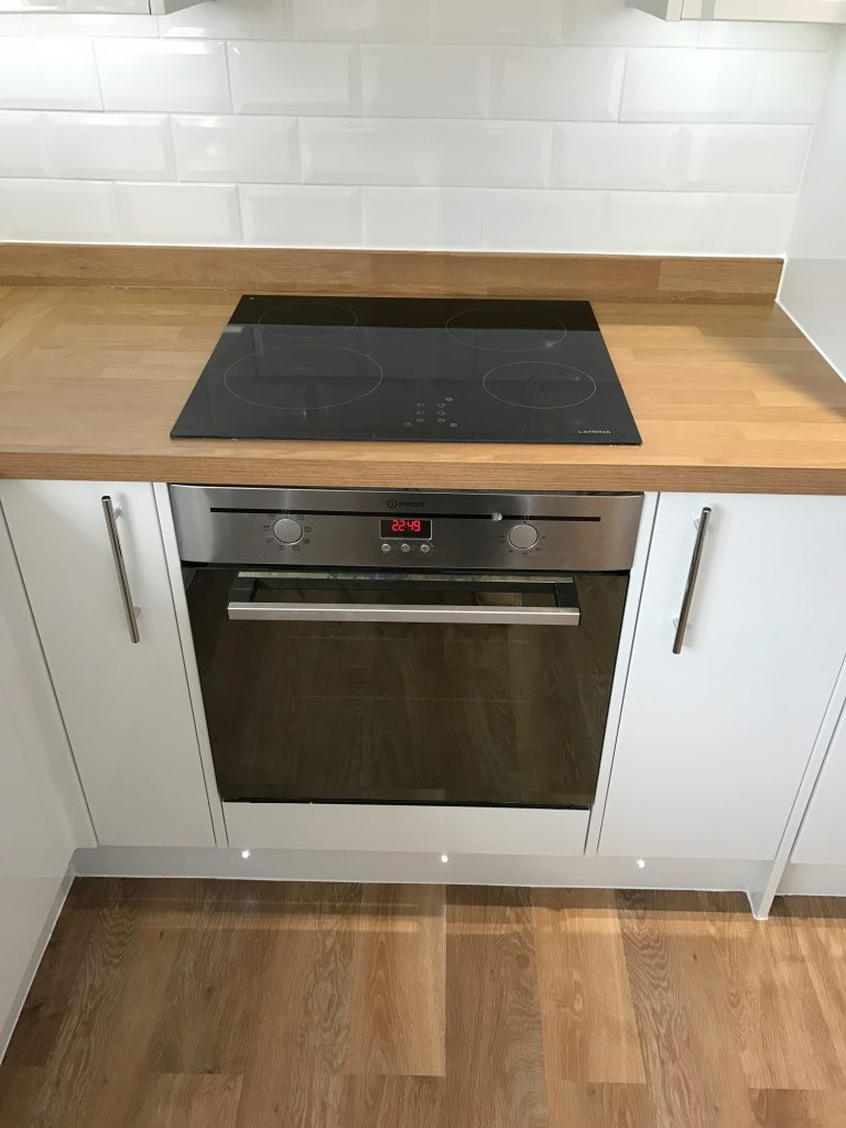 Kitchen Project Bedfordshire - TNM Property Services0669