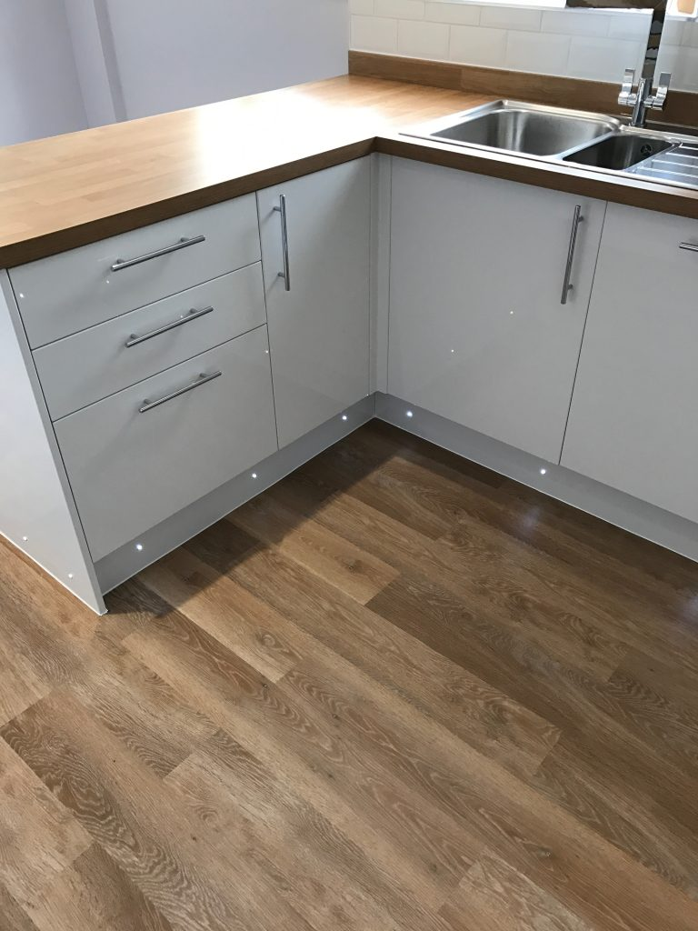Kitchen Project Bedfordshire - TNM Property Services0670