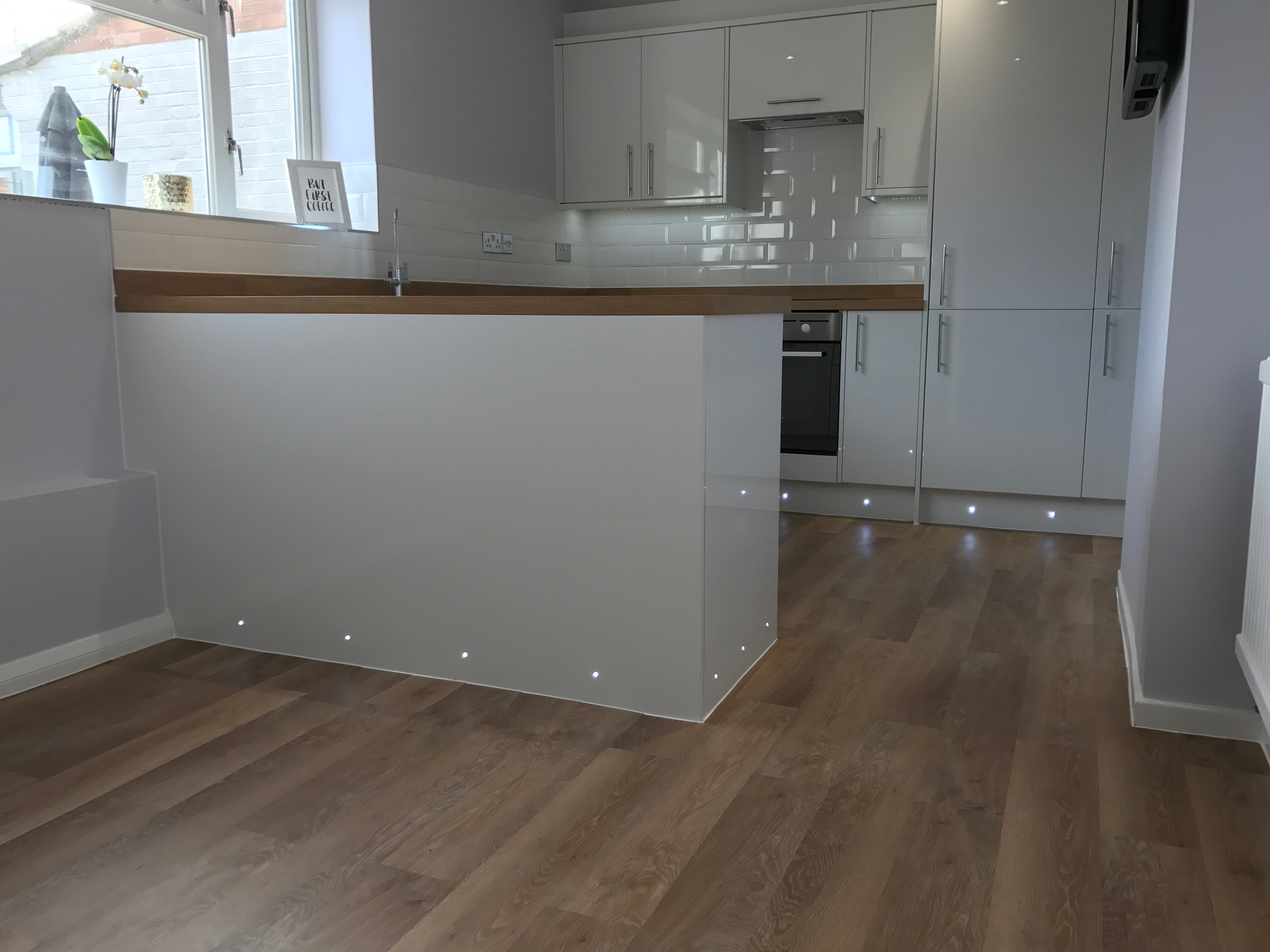 Kitchen Project Bedfordshire - TNM Property Services0672