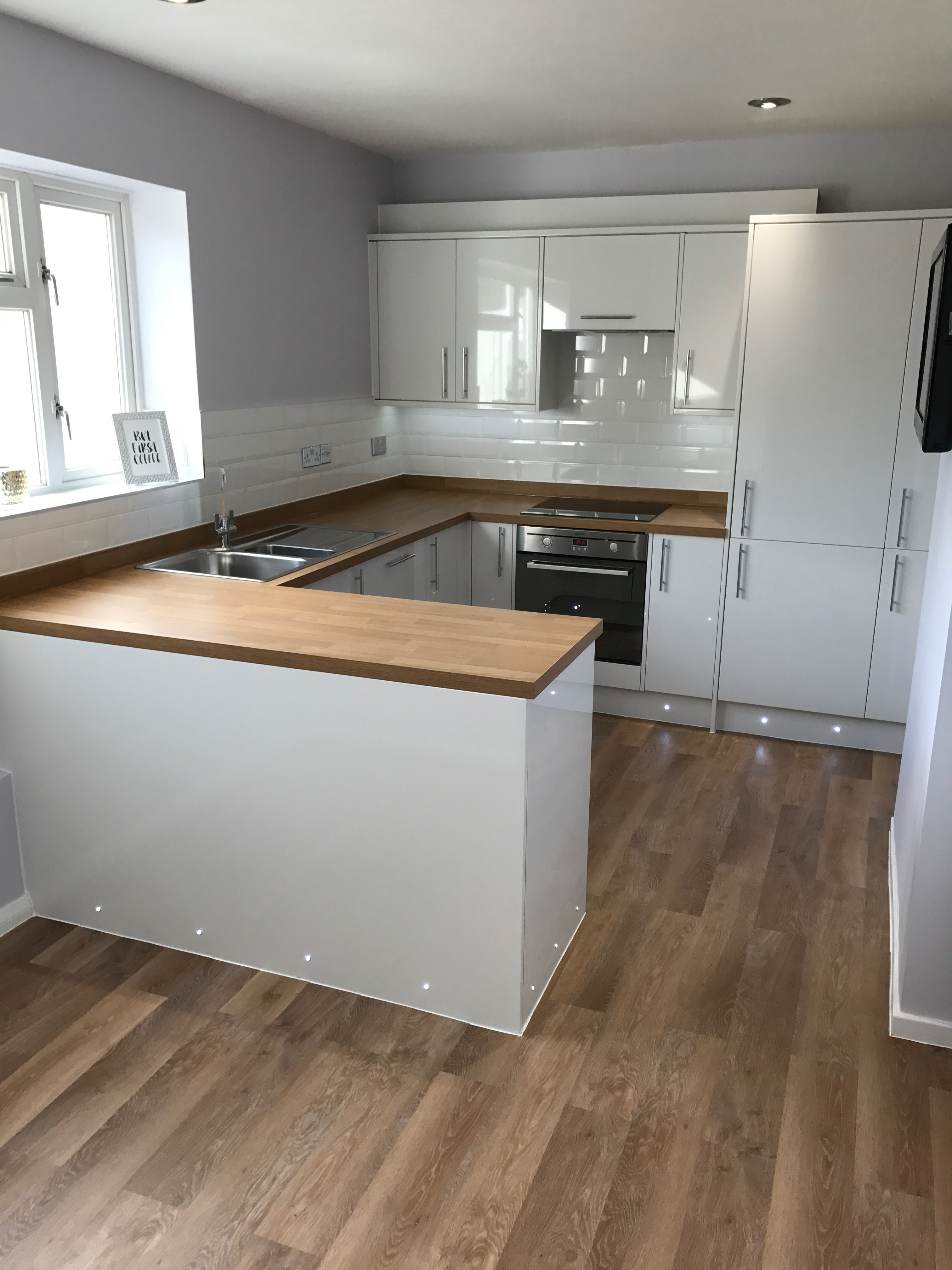 Kitchen Project Bedfordshire - TNM Property Services0675
