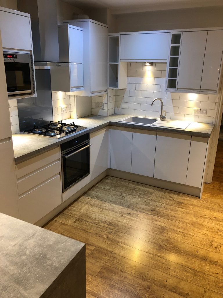 Kitchen Project Bedfordshire - TNM Property Services2313