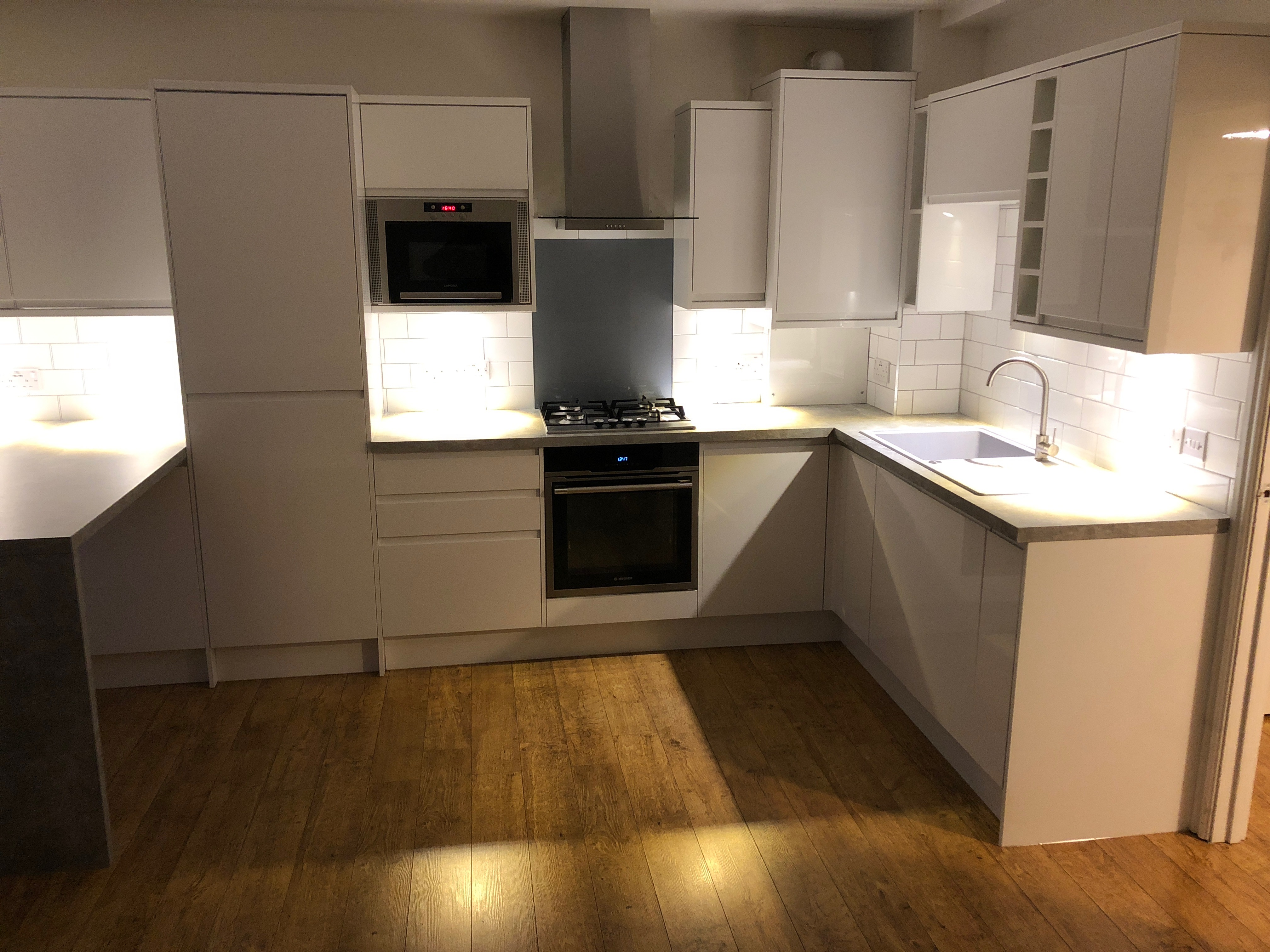Kitchen Project Bedfordshire - TNM Property Services2315