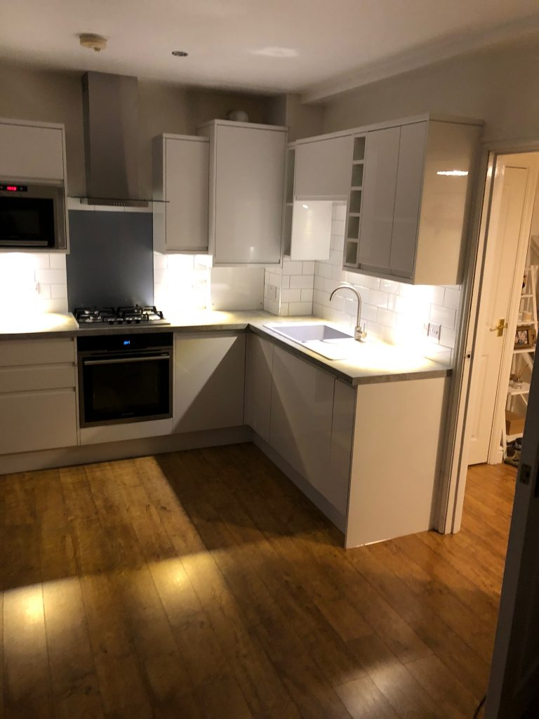 Kitchen Project Bedfordshire - TNM Property Services2317